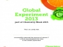 Royal Society of Chemistry Global Experiment 2013